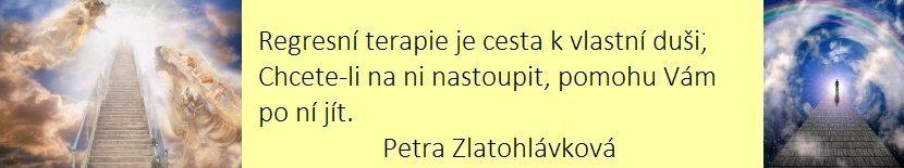 Regresní terapie – Petra Zlatohlávková