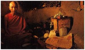 mnich jeskyne